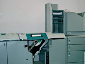 Digital printing - the printer