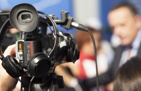 How to increase the effect of a press conference using social networks